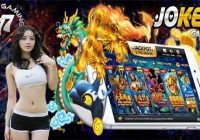Slot Game Online Agen Joker123 Berikan Win Rate 95%